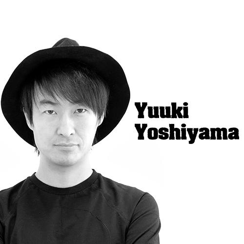 yuuki yoshiyama(吉山勇樹)|JIWAJIWA